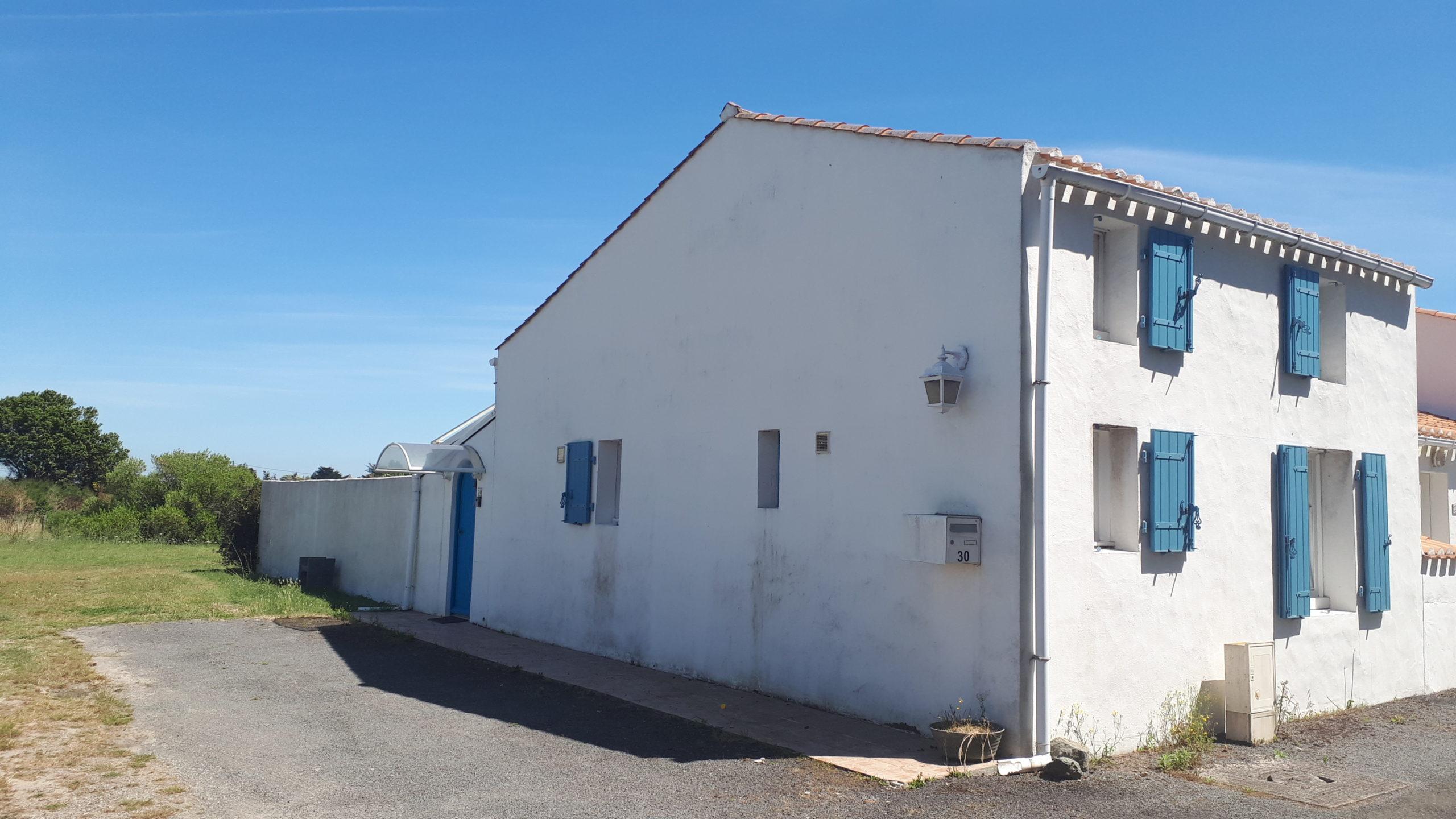 Maison idéale pied à terre à la Guérinière